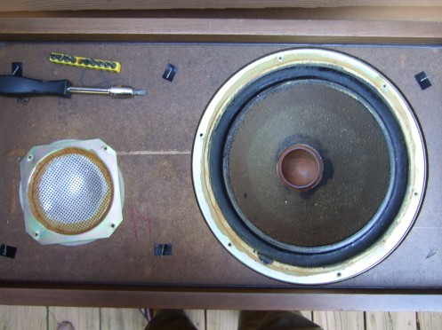 KLH 6 with removable drivers