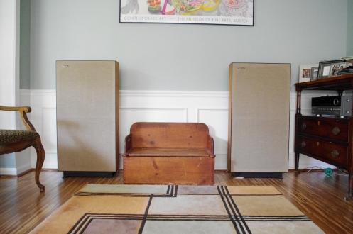 Boston Acoustic A200s
