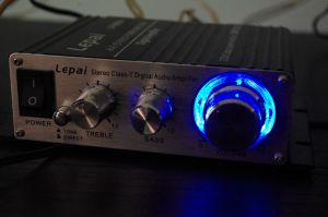 Lepai 2020+ front plate