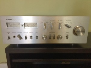 Yamaha CA-1010 Integrated Amplifier