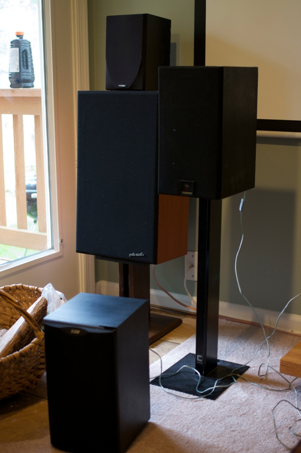 Build Bookshelf Speaker Design Diy DIY plywood rocking ...